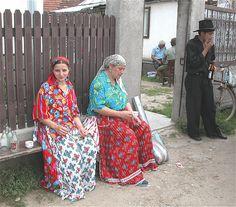 * Kalderash Roma in Romania *