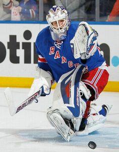 Henrik Lundqvist, NY Rangers