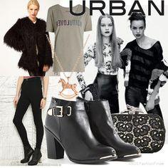 Urban Monochrome   Women's Outfit   ASOS Fashion Finder