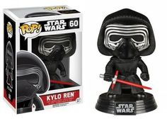 Star Wars Kylo Ren Figure Star Wars merchandise http://funstarwars.com/shop/star-wars-action-figures/star-wars-kylo-ren-figure/ 20.15 Model :Star Wars action figures toys Size:10cm In the parcel :figure with box
