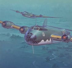"Nakajima Experimental Attack-Bomber ""SHINZAN"" 全幅:42.14m 、全長:31.01m、 総重量:32,000kg、 最大速度:420km/h 発動機:中島「護」11型 空冷複列14気筒1,870馬力×4 、 搭載量:8,050kg、爆弾:1,500kg×2または250kg×12 武装:20mm機銃×2、7.7mm機銃×4、乗員:7名 初飛行:1941年4月"