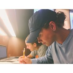 my friend and me studying for math together in a cubby. she's from my hometown and we went to the same high school! Research Outline, Studying, My Friend, High School, Selfie, Math, Learning, High Schools, Math Resources