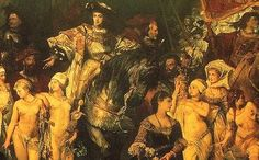 2. Carlos V  La política matrimonial de los Reyes Católicos les vinculo con la poderosa familia Habsburgo de Austria. Su nieto, Carlos V, no sólo gobernó Castilla y Aragón sino también Austria, Flandes y una buena parte de Italia. Además, en 1519 fue elegido emperador. #Monarquíahispana