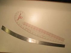 How to use the Hip Curve & Styling Design Ruler