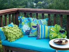 DIY Outdoor Projects Inspired by Boutique Hotels : Outdoors : Home & Garden Television