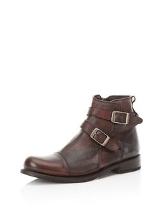 John Varvatos - Brixton Buckle Boot