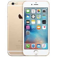 "Apple iPhone 6s, iOS, 4.7"", 4G LTE, SIM Free, 64GB smartphone"