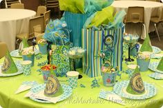 RELIEF SOCIETY BIRTHDAY PARTY {Super Service Soiree}www.ReMarkable-Home.blogspot.com