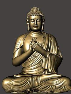 Buddha Wall Art, Buddha Painting, Buda Wallpaper, Budha Statue, Budha Art, Ganesha, Hindu Deities, Hinduism, Hanuman Photos