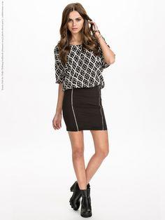 Xenia Deli for Nelly Clothing lookbook (January 2015) photo shoot part 1  #Nelly #XeniaDeli