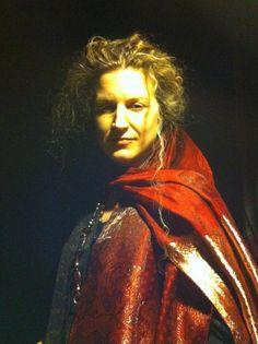 "Caroline Tye as Baba in ""The Medium"" Opera Manhattan Festival (May 17, 2012)"