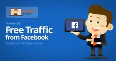 How To Get Traffic From Facebook | it baba