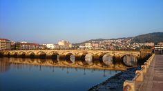 Ponte do Burgo, Pontevedra.