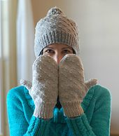 Ravelry: Dash Away Mittens pattern by Mary Annarella