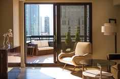 Penthouse View, Thompson Chicago
