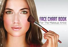 The Face Charts For Makeup Artists Note Workbook, Makeup Book D -- Read more reviews of the product by visiting the link on the image.