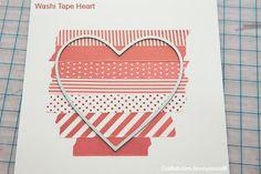 washi tape card ideas - Google Search