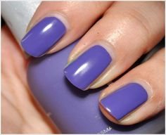 Orly Nail Polishes: Orly Purple Pleather