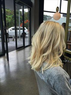 Nice blonde foils