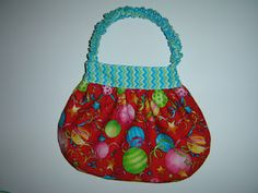 Cute little bag for Alice - tutorial