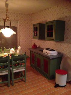 Keuken in aanbouw