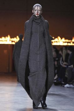 Visions of the Future // Rick Owens @ Paris Womenswear A/W 2012 - SHOWstudio - The Home of Fashion Film