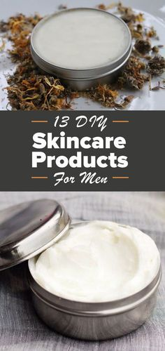 Follow Skincare and beauty products that men (and women) can make at home.