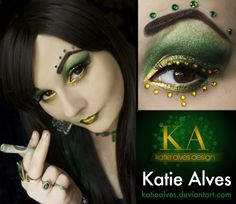 Seven Deadly Sins – Greed  by KatieAlves on Makeup Geek
