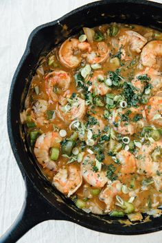 Shrimp Etouffée Recipe on Yummly. @yummly #recipe
