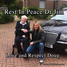 Doug Aldrich - Rest In Peace Dr Jim