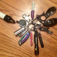Survival Bros Everyday Carry (E.D.C.) Keychain Items   Survival Bros   EMERGENCY PREPAREDNESS