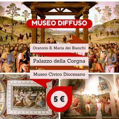 Dal 1 Aprile - sarà aperto tutti i giorni il #Museo Diffuso!
