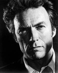 Movie Market - Photograph & Poster of Clint Eastwood Clint Eastwood Poster, Actor Clint Eastwood, Scott Eastwood, Client Eastwood, Hollywood Men, Classic Hollywood, Movie Market, Handsome Actors, Black And White Portraits