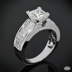'Fiotto' Diamond Engagement Ring
