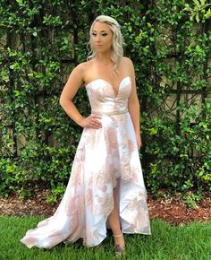 💗 Loving @sandy.carmin in the POSH PRINTED HIGH LOW GOWN from @faviana_stylist ... Want to rent it or buy it? #LadiesWhoLux #LendingLuxury Gowns For Rent, High Low Gown, Dress Rental, Bridal Gowns, Wedding Dresses, Pageant Gowns, Spring Dresses, Black Tie, Homecoming Dresses