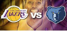 Memphis Grizzlies vs. Los Angeles Lakers - 12/27/15