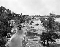 C 1934 Burleigh heads to Tallebudgera Pacific Highway Gold Coast Queensland, Queensland Australia, Old Pictures, Old Photos, Pacific Highway, Local History, Time Travel, Vietnam, Past