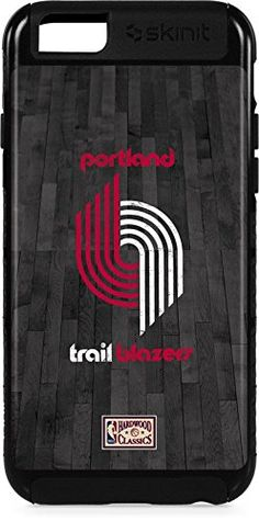 NBA Portland Trail Blazers iPhone 6 Plus Cargo Case - Portland Trail Blazers Hardwood Classics Cargo Case For Your iPhone 6 Plus. Built To Last - Tough iPhone 6 Plus Cargo Case Made With A Double Layer Hard Shell & Rubber Liner Protection. Offically Licensed Portland Trail Blazers Case Design. Industry Leading Vivid Color Vinyl Print Technology. Textured Sidewalls - For Added Comfort & Enhanced iPhone 6 Plus Grip. Precision iPhone 6 Plus Fit - Increasing Protection Without Sacrificing…