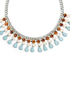 Bauble Bliss Necklace by JewelMint.com, $29.99