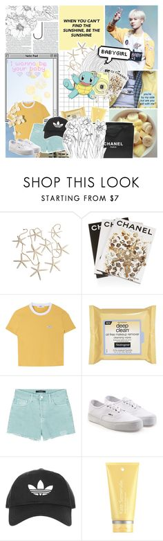 """""I wanna be your baby"" // Battle of the Boy KPop Groups #BotBKGKRose"" by niamho99 ❤ liked on Polyvore featuring Assouline Publishing, Neutrogena, J Brand, Vans, Topshop, Kate Somerville and Chanel"