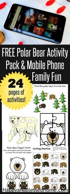 Polar Bear Activity