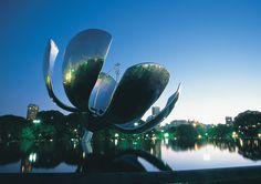 Floralis Genérica   Portal oficial de turismo  Gobierno de la Ciudad de Buenos Aires