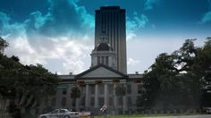 The state capitol buildings