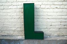 Neon Letters Huis : 18 best vintage sign letters signs images sign letters vintage