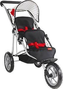 Mamas and Papas Twin Pushchair with Double Decker Bunk Beds NOW £49.99 at Argos Outlet