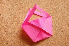 DIY Origami : DIY Make an Origami Tote Bag