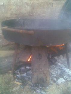 El humo hijo del fuego