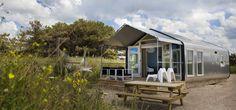 strandhuisjes wit van tent zeil - Google Search