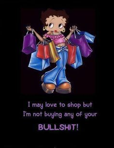 Quotes From Betty Boop | Betty Boop Quotes