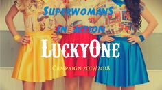 Fashion Brand, Cheer Skirts, Campaign, Retro, Fashion Branding, Retro Illustration